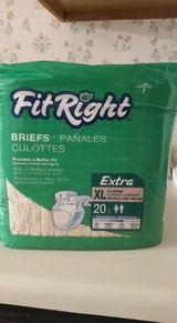 Adult Diapers $6 EACH in Arlington, Texas