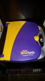 Fisher Price Power Touch Reading System in Houston, Texas