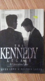 THE KENNEDY LEGACY  ( a generation later) Hardback in Alamogordo, New Mexico