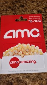 AMC GIFT CARD in Chicago, Illinois