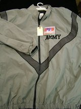 Brand New with Tags: Army Physical Fitness Jacket in Columbus, Georgia
