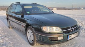Opel Omega Station wagon with new inspection and free delivery in Ansbach, Germany