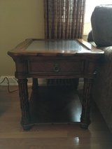 Side sofa tables x2 in Chicago, Illinois