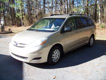 2007 Toyota  Sienna LE in Camp Lejeune, North Carolina