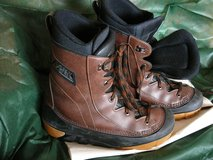 Men Snowboard-boots size M/8 to 8.5 by crazy creek - good condition in Ramstein, Germany