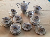 French Vintage porcelian coffee/tea pot set in Fort Leonard Wood, Missouri