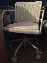Desk chair -great for a girl's room in Ramstein, Germany