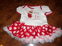 My 1st Christmas Outfit in Fort Knox, Kentucky