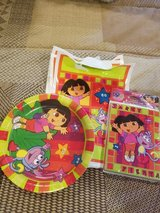 Dora party supplies in Bolingbrook, Illinois