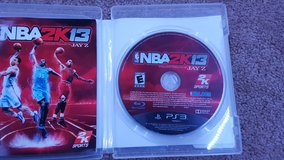 NBA 2K13 in Fairfield, California