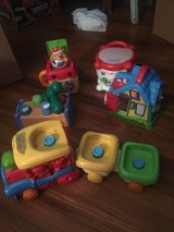 Toys leap frog, v-tech and others in Camp Lejeune, North Carolina