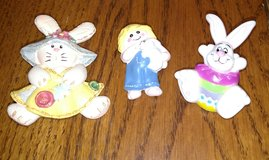 Rabbit Pins Lot in Batavia, Illinois