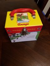 Curious George box in Watertown, New York