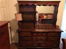 Solid Wood Dresser in Bolling AFB, DC