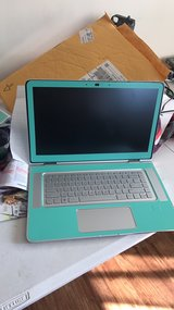 "HP Envy 15.6"" Mint Green Decal in Kaneohe Bay, Hawaii"