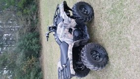 2012 Yamaha grizzly 700 epi in Conroe, Texas