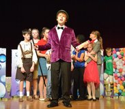 Fantastic Family Entertainment - POPs Willy Wonka Jr. in Okinawa, Japan