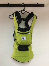 Ergobaby Performance Carrier in Spring Green in Okinawa, Japan