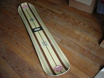 Snowboard 148cm used - good condition - ready to run in Ramstein, Germany