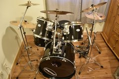 Pulse Pro 5-Piece Drum Set in Okinawa, Japan