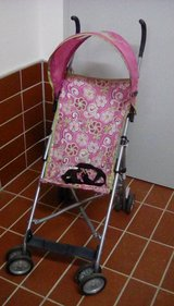 Pink Baby Stroller in Ramstein, Germany