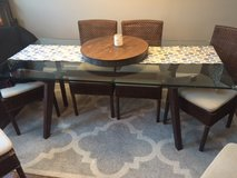 Base for glass Table--NEW REDUCED in Glendale Heights, Illinois