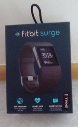 FitBit Surge in Ramstein, Germany