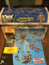 KNeX 35 model ultimate building set in Ramstein, Germany