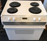 Kenmore electric stove self cleaning in Perry, Georgia
