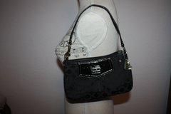 Coach Black Purse handbag in Ramstein, Germany