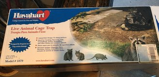 Havahart Animal trap #1079 in Naperville, Illinois