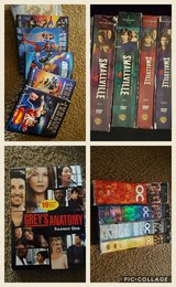 OC, Justice League, & Smallville DVDs in Fort Rucker, Alabama