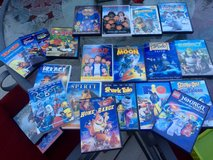 * 26 Kids DVD movies+8 kids cd's in Morris, Illinois