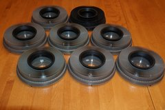 Lot of 8 Kodak Carousel Slide Projector Trays in Chicago, Illinois