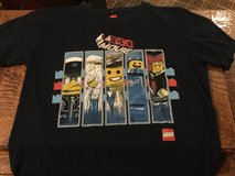 Boys size 10/12 Lego movie shirt in Ramstein, Germany