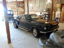 1966 Mustang Fast back shelby (clone), autographed by Shelby, project car, needs work in Fort Rucker, Alabama