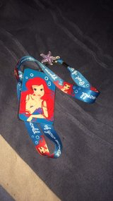 little mermaid lanyard in Little Rock, Arkansas