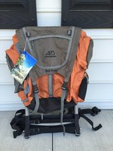 Mountaineering backpack external frame in Cherry Point, North Carolina