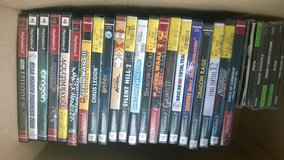 lot of ps2 and original ps games in San Clemente, California