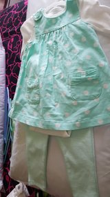 Carters 3 pc. Outfit 3 mos. New with tags in Lockport, Illinois