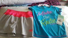 Sketchers 2 piece outfit new with tags in Joliet, Illinois