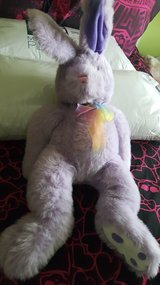 Huge 30 in. Easter bunny new in Bolingbrook, Illinois