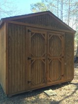 Storage shed - 12x20 in Beaufort, South Carolina