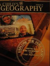 Geography book and CD ROM in Ramstein, Germany