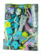 Monster High Voltageous Hair Frankie Stein Doll NIB in Orland Park, Illinois