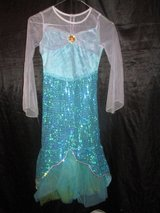 *** 50% off *** Fancy dress / carnival costume: Mermaid Disney Ariel w lot of accessories in Ramstein, Germany
