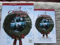 A Christmas Carol Bible Study 2 Books in Naperville, Illinois