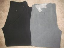 Ladies size 14S dress pants (one NWT) in Fort Benning, Georgia