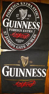 REDUCED GUINNESS T-shirts, Ireland in 29 Palms, California