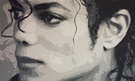 Oil Painting Michael (hand painted) in Vicenza, Italy